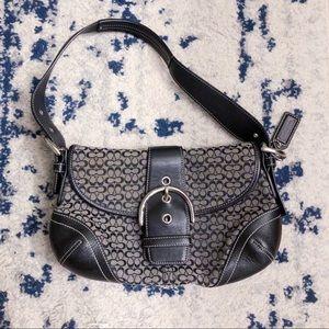 Authentic Coach Medium Soho Hobo bag